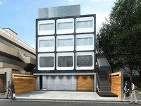 「渋谷オフィスビル計画」の画像