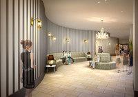 「ホテルレストラン リニューアル計画」の画像