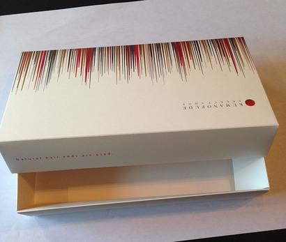 熊野筆パッケージの画像